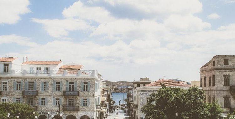 Γιωσηφάκι - Διαμονή στη Βάρη, Σύρος